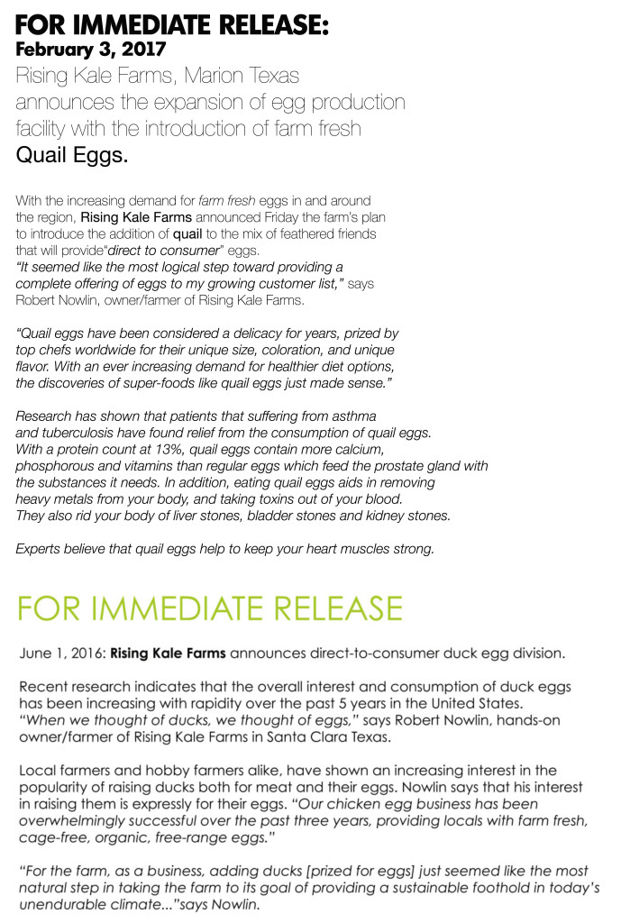 Press Releases RKF1